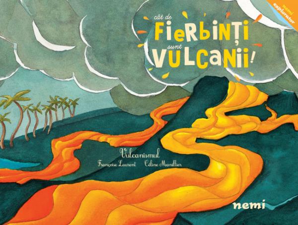 Cât de fierbinţi sunt vulcanii! [0]
