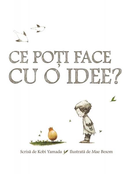 Ce poți face cu o idee? 0