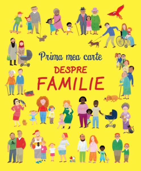 Prima mea carte despre familie 0