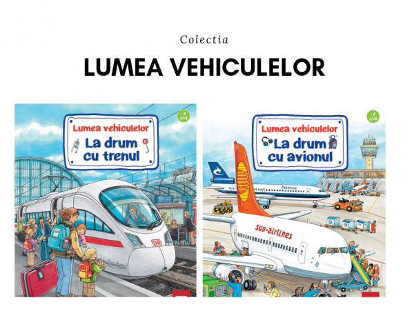 Colectia Lumea vehiculelor 0