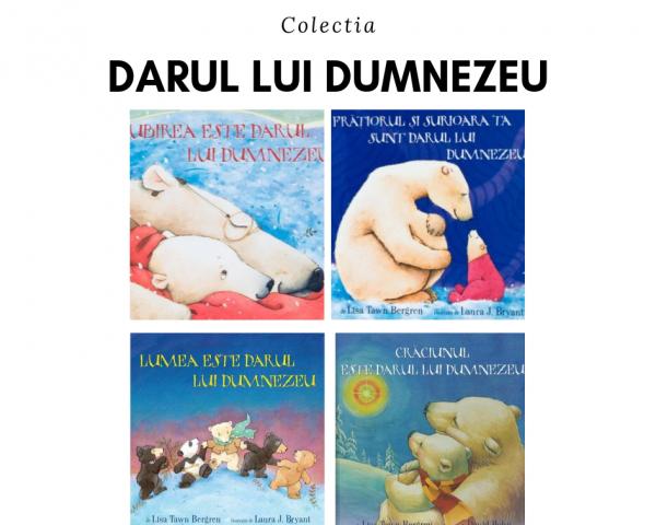 Colecția Darul lui Dumnezeu (4 cărți) 0