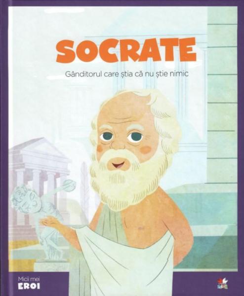 Socrate. MICII EROI 0