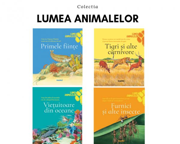 Colectia Lumea Animalelor 0