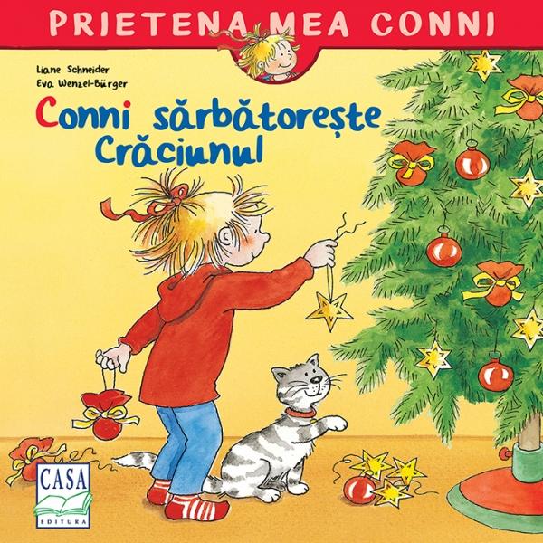 Conni sărbătorește Crăciunul 0