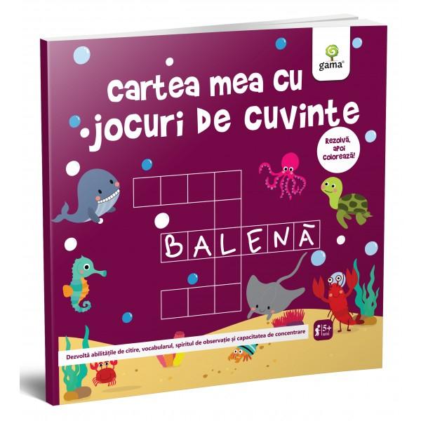Cartea mea cu jocuri de cuvinte 0