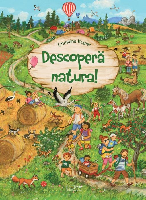 Descopera natura (carte brosata) [0]