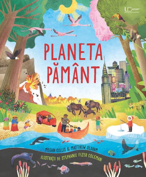 Planeta Pamant (Usborne) 0