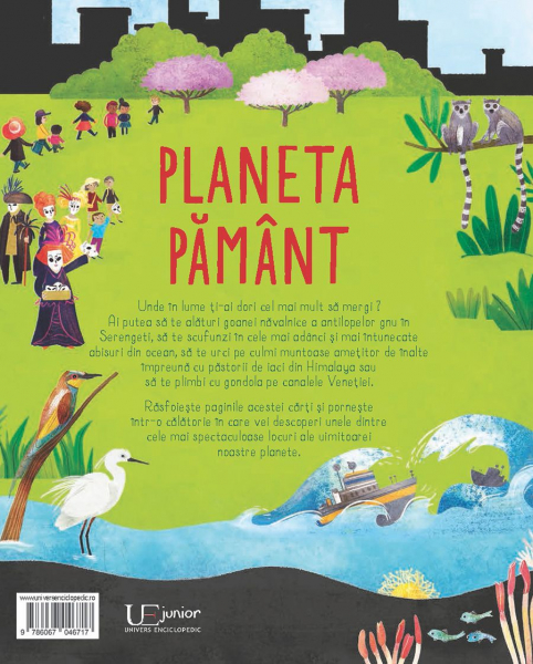 Planeta Pamant (Usborne) 7