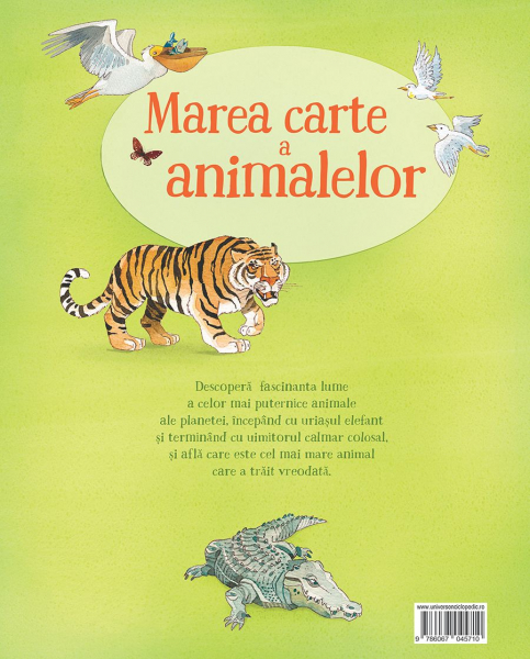 Marea carte a animalelor 3