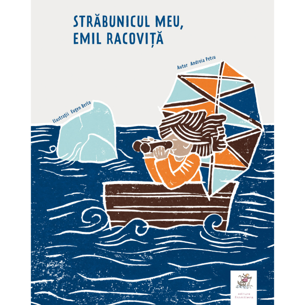 Strabunicul meu, Emil Racovița 0