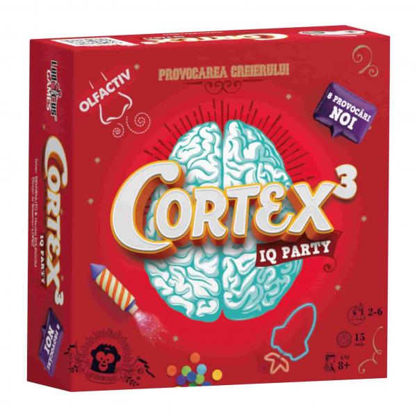 Cortex IQ Party 3 0