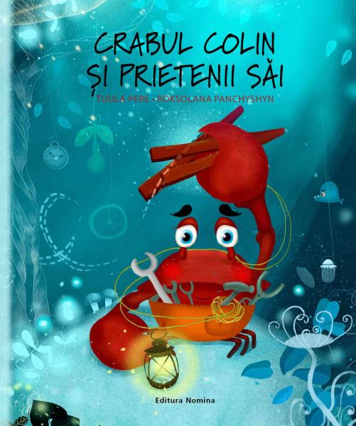 Crabul Colin și prietenii săi 0