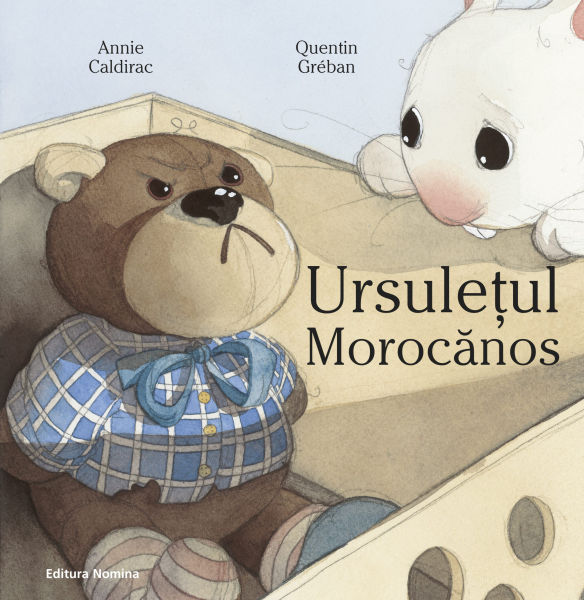 Ursuletul Morocanos 0