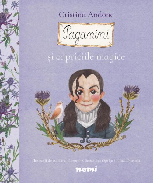 Paganini și capriciile magice 0