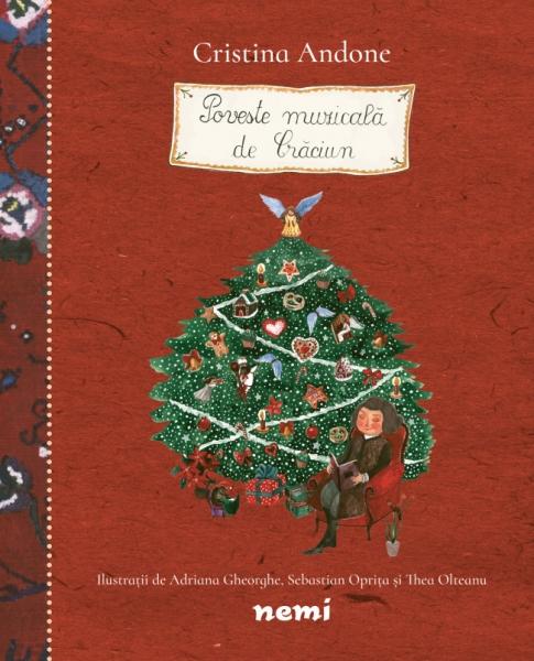 Poveste muzicală de Crăciun 0