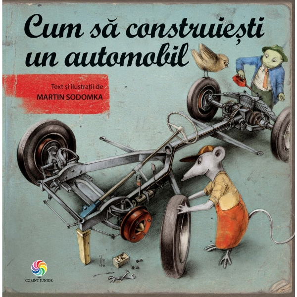Cum să construiești un automobil 0