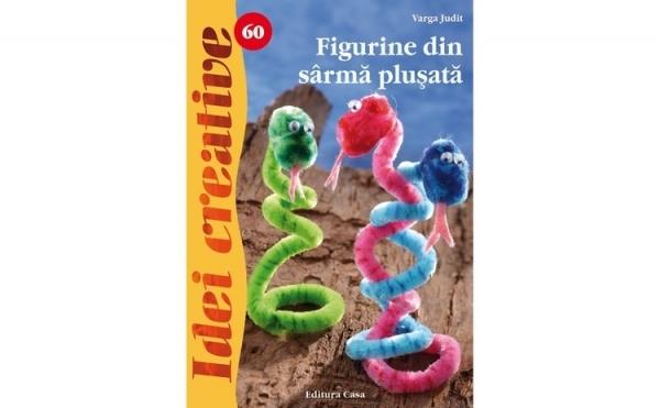 Figurine din sarma plusata- Idei Creative 60 0