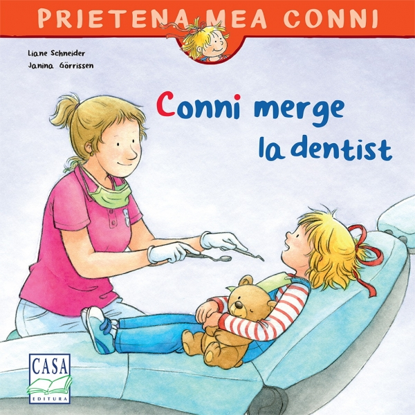 Conni merge la dentist 0