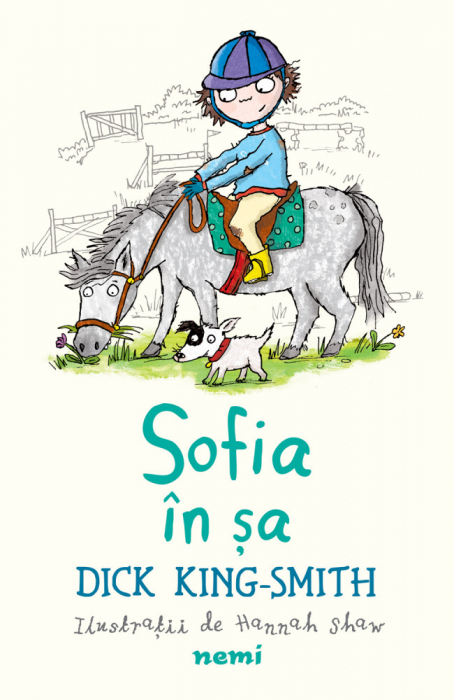 Sofia în șa [0]