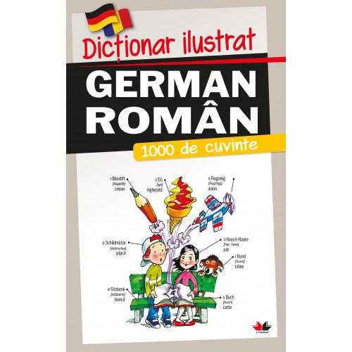 Dicționar ilustrat german-român. 1000 de cuvinte 0