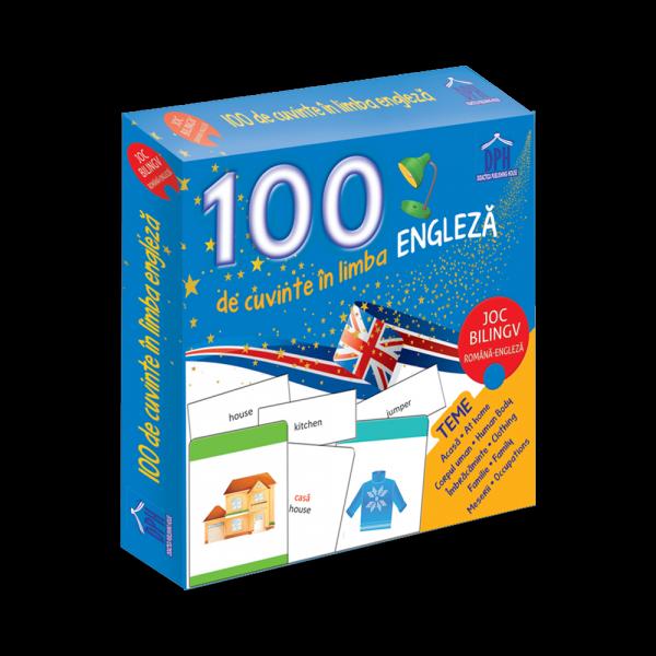 100 de cuvinte in limba engleza-joc bilingv 0