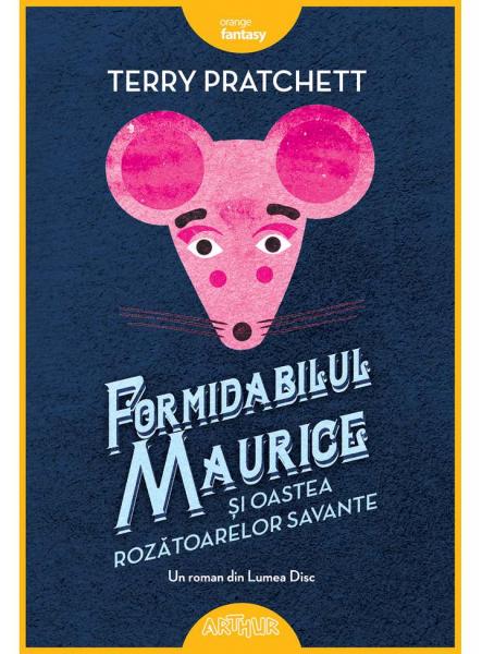 Formidabilul Maurice și oastea rozătoarelor savante 0