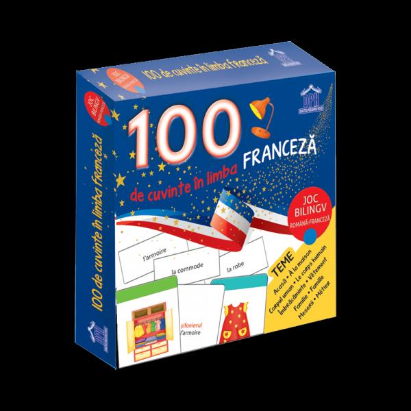 100 de cuvinte in limba franceza-joc bilingv 0