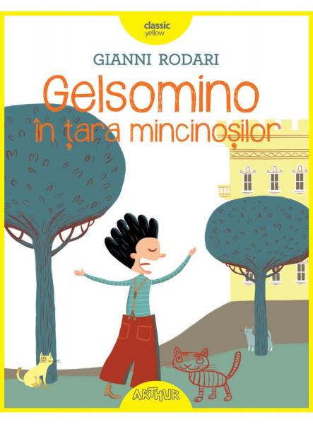 Gelsomino în țara mincinoșilor 0