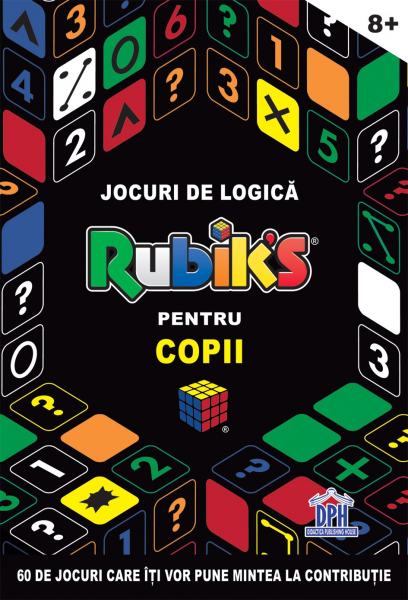 Jocuri de logica Rubik pentru copii 0