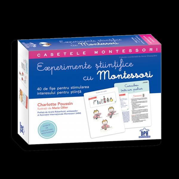 Experimente Științifice cu Montessori 0
