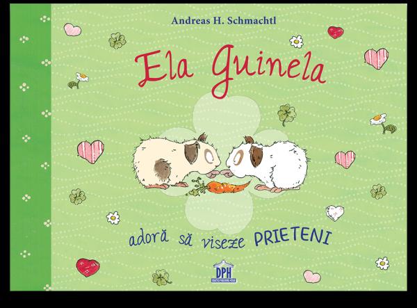 Ela Guinela adora sa viseze prieteni 0