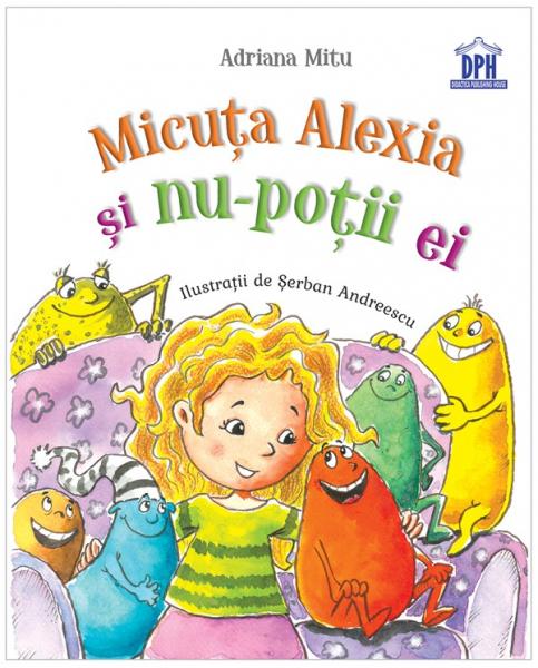 Micuta Alexia si nu-potii ei 0