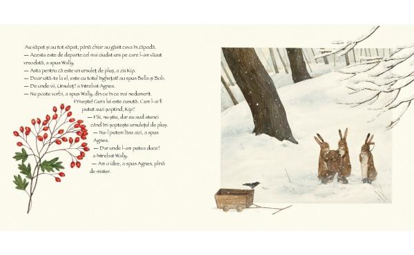 O șoaptă în zăpadă 2