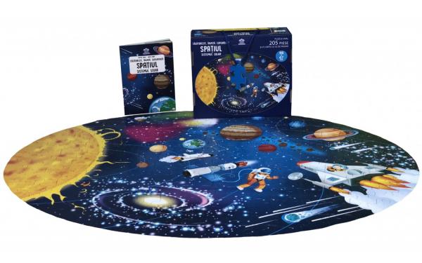 Spatiul, Sistemul Solar - Calatoreste, Invata, Exploreaza 0