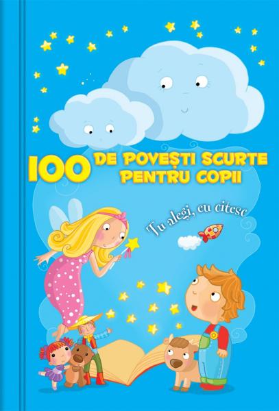100 de povesti scurte pentru copii 0