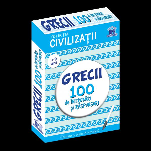 Grecii - 100 de intrebari si raspunsuri 0