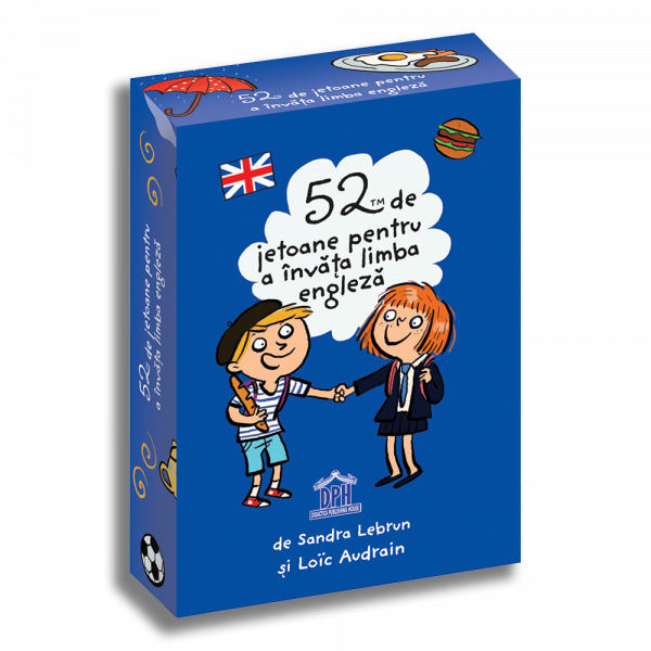 52 de Jetoane pentru a invata Limba Engleza 0