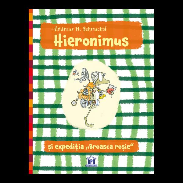 "Hieronimus si expeditia ""Broasca rosie"" 0"