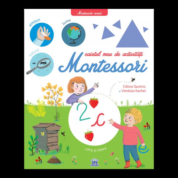 Caietul meu de activitati Montessori 0