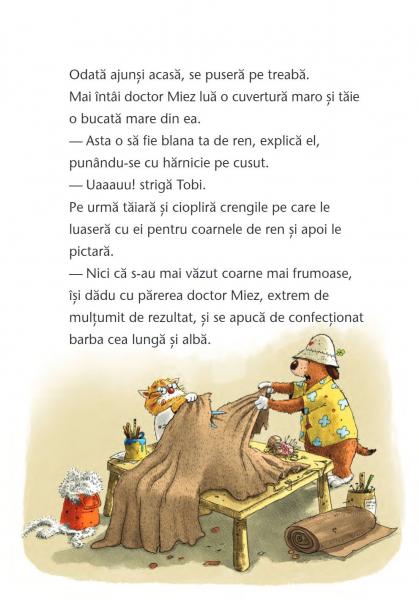 Doctorul Miez: O minune de Craciun 3