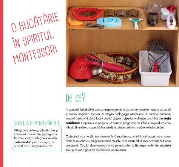 Eu gatesc, eu cresc!: Montessori - 35 de retete savuroase care va ajuta copilul sa-si dezvolte autonomia! 4