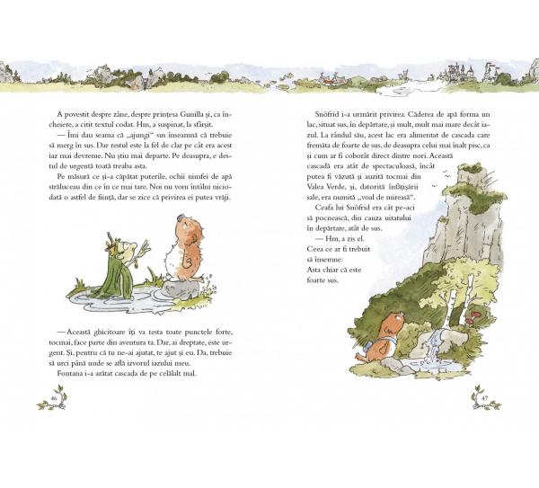 Snofrid din Valea verde: Incredibila salvare a tarii de nord - Vol. 1 3