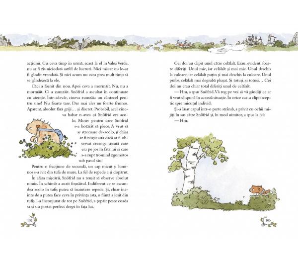 Snofrid din Valea verde: Incredibila salvare a tarii de nord - Vol. 1 4