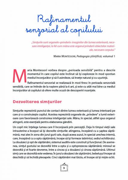 Explorez culorile cu Montessori - In Romana si in Engleza - 163 de jetoane pentru dezvoltarea vocabularului si a creativitatii [1]