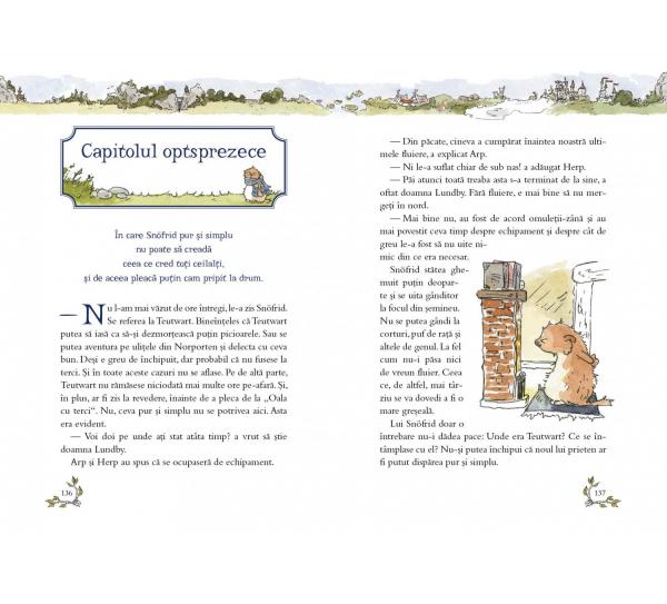 Snofrid din Valea verde: Incredibila salvare a tarii de nord - Vol. 1 5