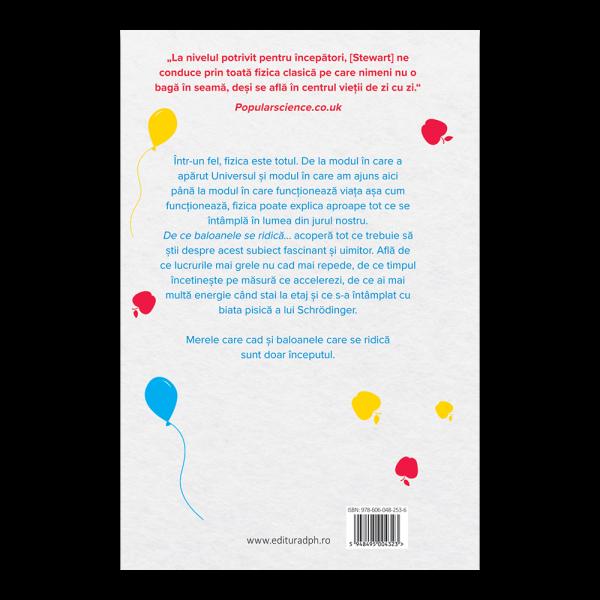 De ce baloanele se ridica, iar merele cad: Legile care fac lumea sa functioneze [1]
