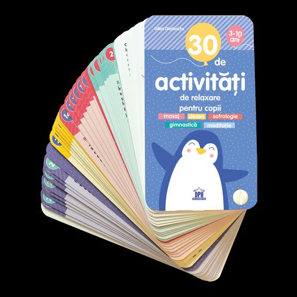 30 de activitati de relaxare pentru copii 0