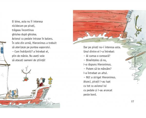 "Hieronimus si expeditia ""Broasca rosie"" 4"