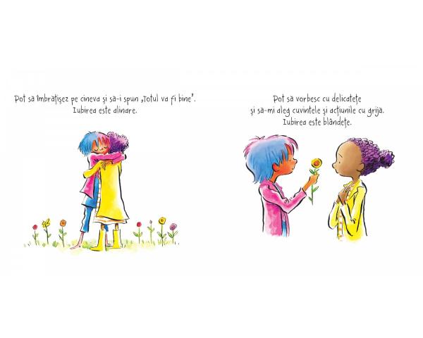 Sunt Iubire: O carte despre compasiune 4