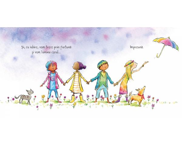 Sunt Iubire: O carte despre compasiune 5